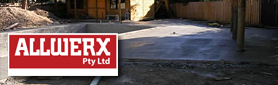 Your Concreting Experts - From Footpaths To Driveways!