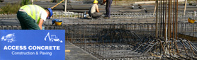 AAA Access Concrete Constructions & Paving - Foundations