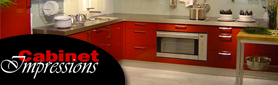 Many Different Cabinet Finishes to Suit Your Kitchen Design