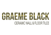 Graeme Black Ceramic Wall & Floor Tiles