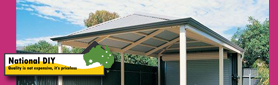 Patios, Carports & Gazebos