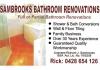 Sambrooks Bathroom Renovations
