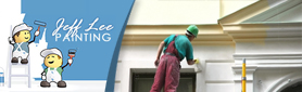 Jeff Lee Painting - Exterior Painting