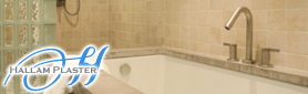 Hallam Plaster - Bathroom Renovations