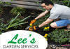 Lee's Garden Services - Landscape & Garden Services