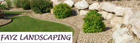 Fayz Landscaping - Your One Stop Specialists for all your landscaping...