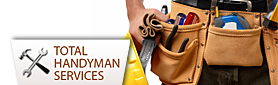 Total Handyman Service - Its Who we are and its What we do!