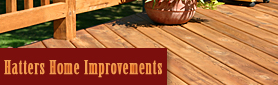 Hatters Home Improvements - Decking