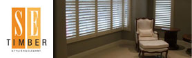 S E Timber - Blinds & Shutters