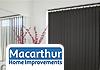Macarthur Home Improvements - Vertical Blinds