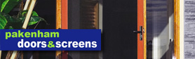 Pakenham Doors and Screens - Security Screens & Doors