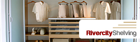 Rivercity Shelving Ltd - Wardrobe Design Specialists