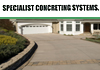 Concrete Installation, Resurfacing and Repair Services