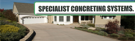 Specialist Concreting & Ceramic Tiling