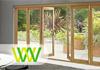 External PVC Bifold Doors