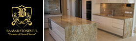 Marble, Granite & Stone Benchtop Specialist