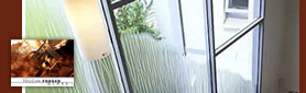 Stunning Customised Transitional Glass Privacy Screens!