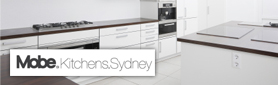 Mobe Kitchens Sydney - Designer Kitchens at Wholesale Prices
