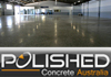 Polished Concrete Australia