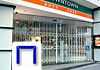 Commercial Security Doors, Screens and Grilles.