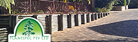Plantspec Pty Ltd - Paving