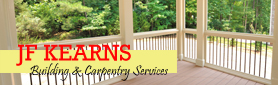 J.F Kearns Building & Carpentry Services - Decking, Patios & Pergolas