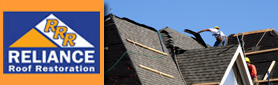 Reliance Roof Restoration - Roof Repairs & Replacement