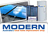 Modern Solar Hot Water - Newcastle