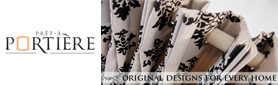 Pr�t-�-Porti�re - Custom Made Luxurious Curtains & Drapes