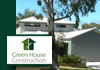Green House Construction Pty Ltd - Our Services