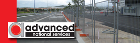 Temporary Fencing Solutions Specialists!