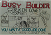 Builder - Ken Cowey