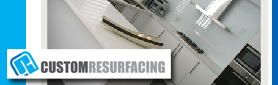 Custom Resurfacing - Expert Bathroom & Kitchen Resurfacing