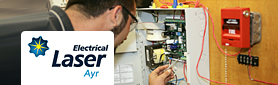 Laser Electrical Ayr - Our Services