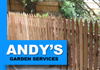 Andy's Garden Services