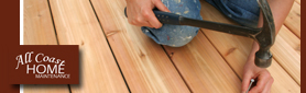 All Coast Home Maintenance - Carpentry, Decking & Pergolas