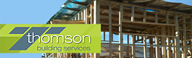 Thomson Building Services - Building Construction & Renovations