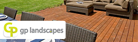 GP Landscapes - Decking