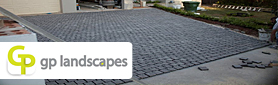 GP Landscapes - Paving & Brickwork