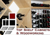 Top Shelf Cabinets & Woodworking