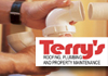 Terry's Roofing Plumbing & Property Maintenance