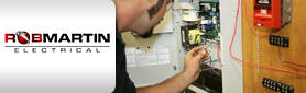 Rob Martin Electrical - Electrical Services