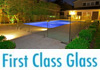 First Class Glass - Glass Pool Fencing