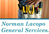 Norman Lacopo General Services