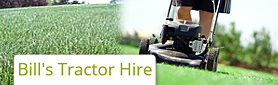 Bills Tractor Hire - Lawn Mowing & Garden Maintenance