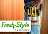 Fresh-Style Carpentry