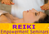 Click for more details about REIKI EMPOWERMENT TREATMENTS