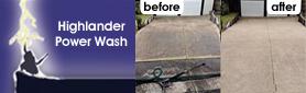 Concrete Sealing & Washing