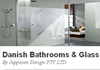 Danish Bathrooms & Glass by Jeppesen Design Pty Ltd