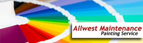 Allwest Maintenance Painting Service - Quality Residential Painting